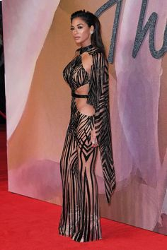 Red Carpet Review – The British Fashion Awards 2016 – Art Becomes You