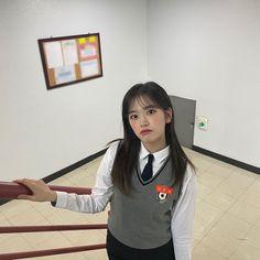My Girl, Cool Girl, Yu Jin, Japanese Girl Group, Cute Korean Girl, Girl Bands, Fun To Be One, Kpop Girls, Adidas Jacket