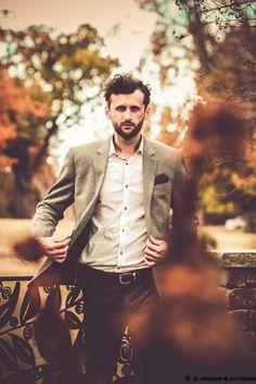 Men Portraits Lifestyle Fashion Style Fall