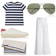 Red, white and striped! sign up for @liketoknow.it and get our outfit details delivered to your inbox www.liketk.it/1xkCD Perfection #liketkit #ootd #4thofjuly #mdsstripes #summerofstripes