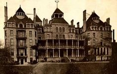 The haunted hotel of the Ozarks