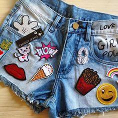 Yes, nós AMAMOS Patches!!!  #Denim #GirlPower #Love #Fashion #Exclusive #ItGirl #PersonalizaçãoTwiggy #EstiloTwiggy . . Quer falar com a gente? ✨  sac@twiggyjeans.com.br  +55 (62) 9804 7902 |