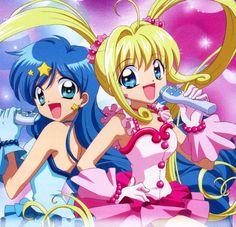 Show stopping divas Mermaid Melody, Mermaid Princess, Kaito, Anime Chibi, Anime Manga, Super Nana, Animes Yandere, Anime Mermaid, Sailor Moon Manga