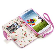 Samsung Galaxy S4 Premium PU Leather Wallet Case (Hot Pink (Floral Interior)) Terrapin,http://www.amazon.com/dp/B00BIETB4I/ref=cm_sw_r_pi_dp_wQcztb1KY9X3QAZM