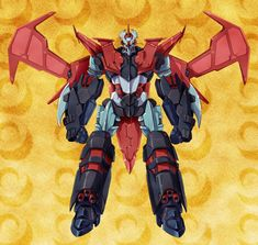 Infinity War, Super Robot Taisen, Cool Robots, Batman The Animated Series, Mecha Anime, Illustrations And Posters, Gundam, Concept Art, Character Design