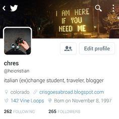 crisgoesabroad.blogspot.com  #twitter #followme #travelblog #travelblogger #traveler #blog #exchangestudent #journey #roadtrip