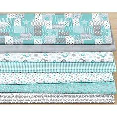 patchwork-und-quiltpaket-zartes-weihnachtsglueck buttinette 9,50€