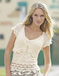 Outstanding Crochet: Bolero