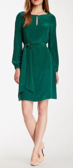 Kathy Silk Dress