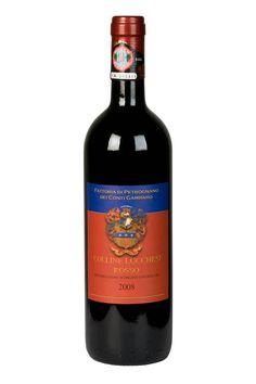 Colline Lucchesi Rosso DOC (Vineyards Fattoria Gambaro)