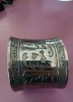 À vendre sur #vintedfrance ! http://www.vinted.fr/accessoires/bracelets-and-joncs/25346353-bracelet-argentee-large