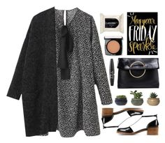 """""""05.01.16-2"""" by malenafashion27 ❤ liked on Polyvore featuring 3.1 Phillip Lim, Monki, Victoria Beckham, NYX, H&M and Lancôme"""
