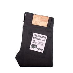 NAKED & FAMOUS DENIM SLIM GUY - ELEPHANT 3