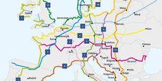 EuroVelo8 : per Torino la pista ciclabile del Mediterraneo( pronta per l'autunno 2016)