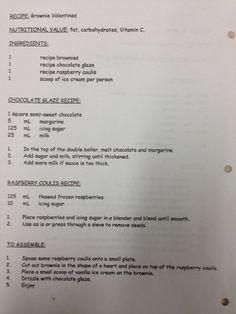 Brownies page 2