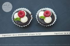 Schokoladen- Himbeer Liebe  Chocolate- Rasberry Love <3