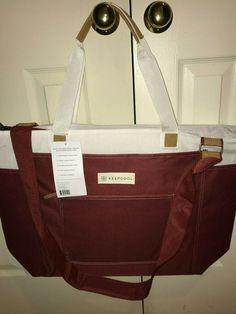 9746b88e937 Keep Cool Insulated Shopping Cooler Bag Extra Large TOTE CostCo Jumbo  Shopper #KeepCool #CoolerToteBag