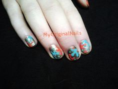 Paint Splatters -MyOriginalnails