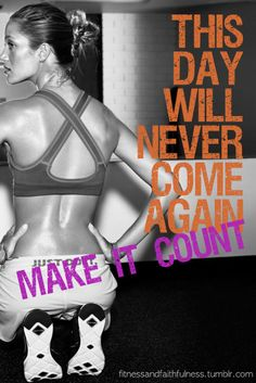I #maketodaybetter by living for today and not tomorrow because we never know if there will be a tomorrow.
