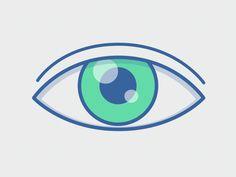 The Eye by Aslan A. - Dribbble