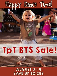TPT LOVE BACK TO SCHOOL SALE  Hop on over to my store on August 3 and 4 to get big savings on teaching materials, classroom decor, fonts, clip art and more! See you there! PROMO CODE: BTS15