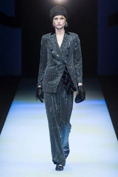Giorgio Armani | Fall / Winter 2018 | Runway
