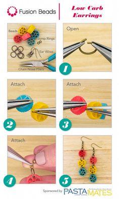 New PastaMates Beads! - FusionBeads.com Blog