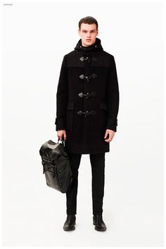 Givenchy Goes Minimal for Pre Fall 2015 Menswear Collection