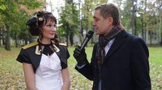 Московский, осенний Парад невест #16. Официальный ведущий Валерий Чигинцев.