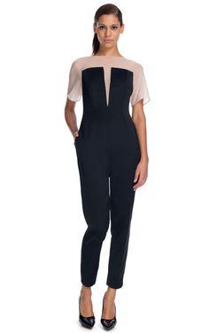 Tromp L'oeil Bustier Jumpsuit from 3.1 Phillip Lim