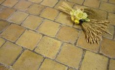 16 x 16 cm antique terracotta tiles from France Lyon, Terracotta Floor, Traditional, Antiques, Tile, Kitchens, Design, House, Ideas