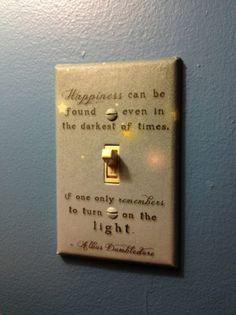 Great idea & quote