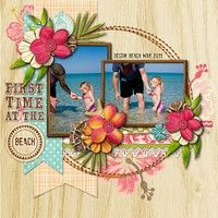 A Project by nikkiARNGwife from our Scrapbooking Gallery originally submitted 06/11/12 at 04:39 PM