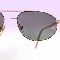 6807610fc7 Serengeti eyewear aviator sun glasses pilot by Sweetlakevintage