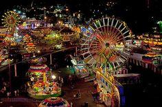summer time carnivals