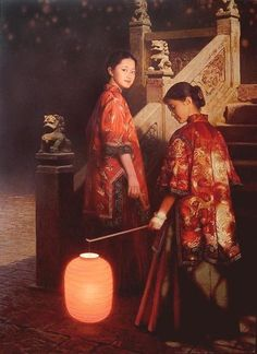 Zhu Yiyong art