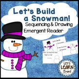 Let's Learn S'more Teaching Resources Winter Activities, Writing Activities, Complete The Story, Winter Words, Student Drawing, Independent Reading, Emergent Readers, Build A Snowman, Teacher Resources