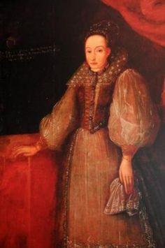 Báthory Erzsébet-Elizabeth Bathory.