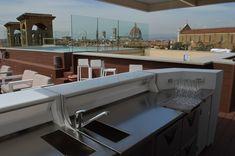 Vista su Firenze. Rooftop Bar. www.movidos.it