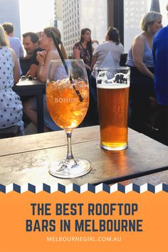 Need to know the very best of the best Rooftop Bars in Melbourne? Well you've landed in the right place - Insider's Guide to Melbourne, Australia. Melbourne Bars, Melbourne Travel, Australia Tourism, Tourism Marketing, Australian Continent, Best Rooftop Bars, Working Holidays, Airlie Beach, Best Cities