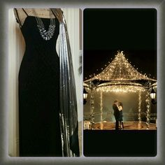 ❤HOST PICK❤ Queen of the night black evening gown You will be absolutely stunning in this black evening gown. Has silver threads woven in the fabric to create diamond shapes. Cute lace up in the back. Has deep slit in the back. Beautiful cond. Acetate spandex blend with polyester bodice lining. Jodi Kristopher Dresses
