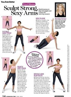 Upper Body Workout for Women