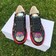 """393 свиђања, 8 коментара - Italijanska obuća 👢👟 LUKA 👠👞 (@luka_cipele) у апликацији Instagram: """"Jos jedne prelepe prolecne patike brenda Stokton 😍 . . . . #stokton #stoktonshoes #sneakers #shoes…"""""""