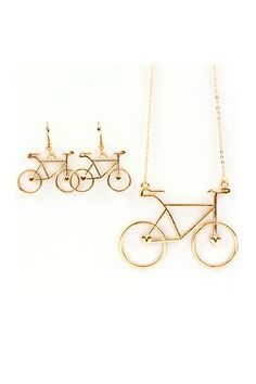 Park Ride Pendant Set | Awesome Selection of Chic Fashion Jewelry | Emma Stine Limited