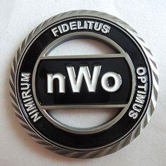 Customize Silver THE US FIDELITUS OPTIMUS NIMIRUM Challenge Coin