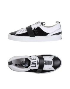 LOVE MOSCHINO Low-tops & trainers. #lovemoschino #shoes #로우탑 스니커즈