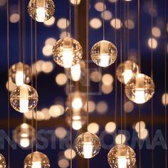Bocci 14.1 Pendelleuchte » Design Leuchten, Lampen & Möbel bei NOSTRAFORMA