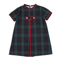 Anheli girl dress | La Coqueta Kids