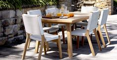 Eco Outdoor - Furniture - Dining + Bar Tables - Waratah