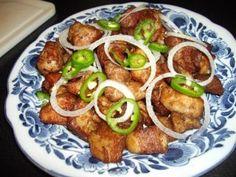 Haitian Griot – Cooking in Sens Hatian Food, Haitian Food Recipes, Caribbean Recipes, Caribbean Food, Island Food, Island Life, Comfort Food, International Recipes, Food Preparation